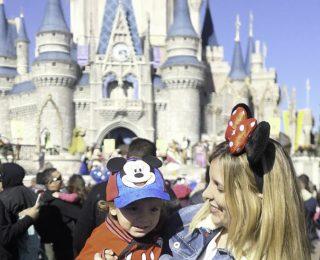 Dicas para curtir a Disney com bebês