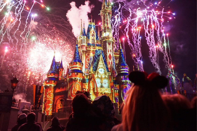 Show de Encerramento Magic Kingdom