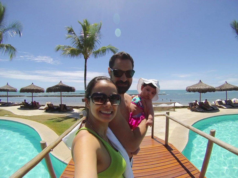 Família n Arraial d'Ajuda Eco Resort