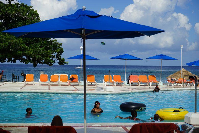 Piscina - Sunsplash Motego bay Jamaica