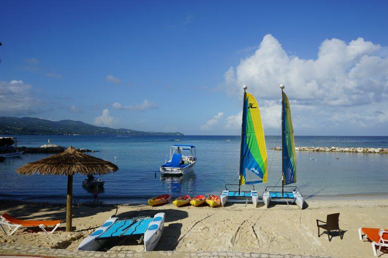 Equipamentos Náuticos - Sunsplash Motego bay Jamaica