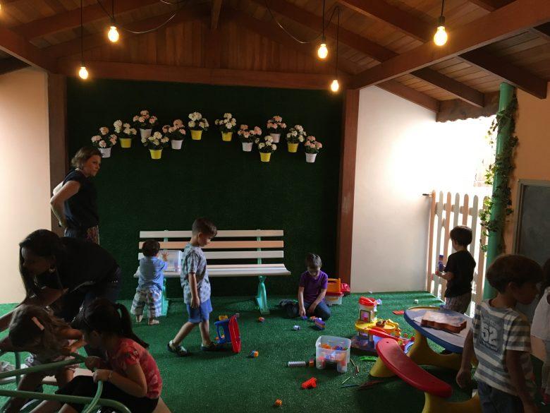 Espaço Kids - Restaurante Wunderwald
