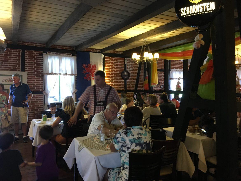 Restaurante Wunderwald