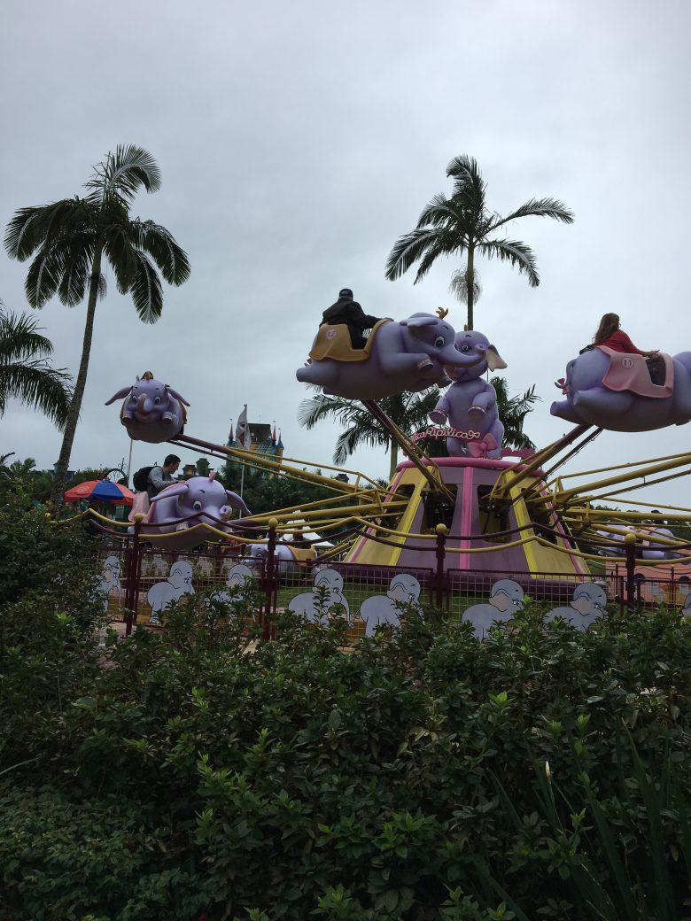 Elefante Voador - Beto Carrero World