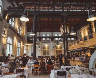 Como é comer no Café Restaurant Amsterdam