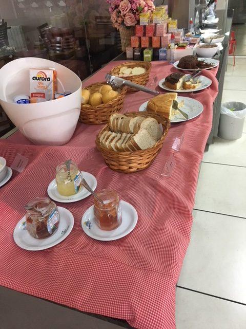 Mesa de Café - Machadinho Termas