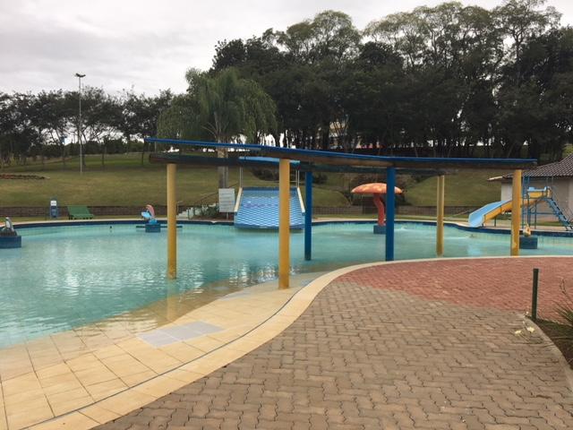 piscina termal infantil externa - Machadinho Termas