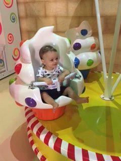 Brinquedo no Mavsa Resort