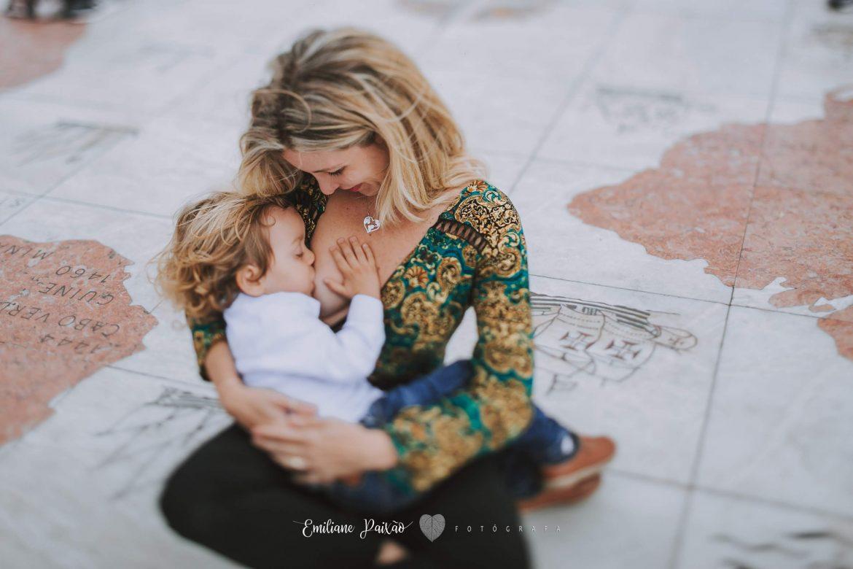 amamentação amamentar na rua em Portugal