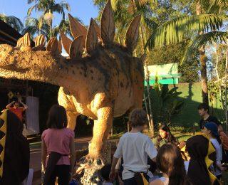 Como é visitar a Vila Encantada – Pomerode/SC