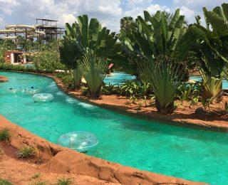Como é visitar o Parque Aquático Hot Beach – Olímpia/SP