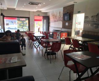 Como é comer no Lug's – Lanchonete e Restaurante em Olímpia / SP