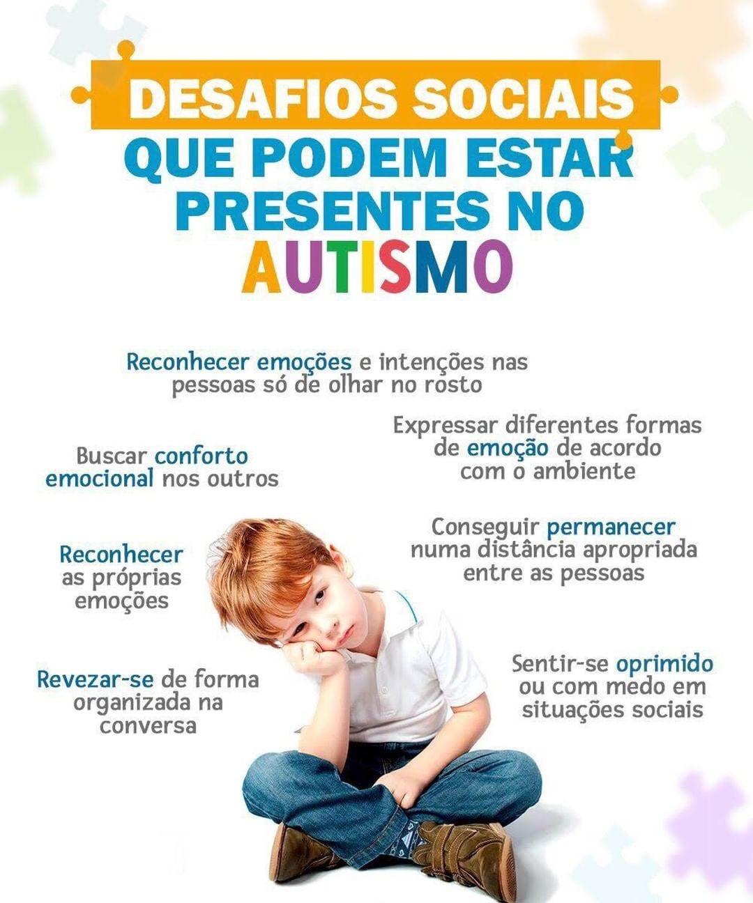 sintomas do autismo, transtorno do espectro autista